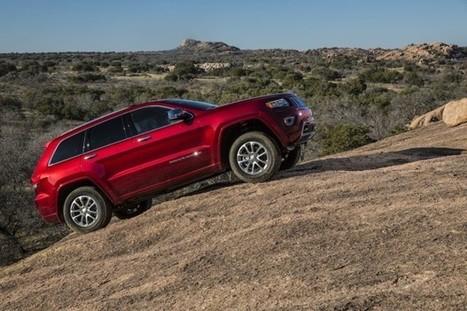 2014 Jeep Grand Cherokee Diesel First Drive Off-Road Review: Jeep week ... - TFLcar.com   Bio fuels   Scoop.it