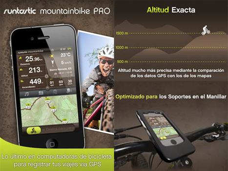 runtastic Road Bike   runtastic - hace al deporte funtástico   DESCENSO MTB-BTT   Scoop.it