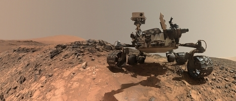 From soil to the stars: microbiology informs international space policy - BBSRC | MARS, the red planet | Scoop.it