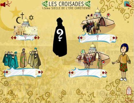 La civilisation arabo-musulmane | Des jeux autorisés au CDI | Scoop.it