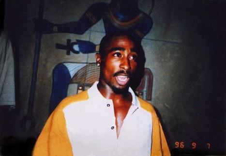 Photos Of Tupac (2Pac) The Day He Was Shot In Las Vegas ... | 2pac shirt | Scoop.it