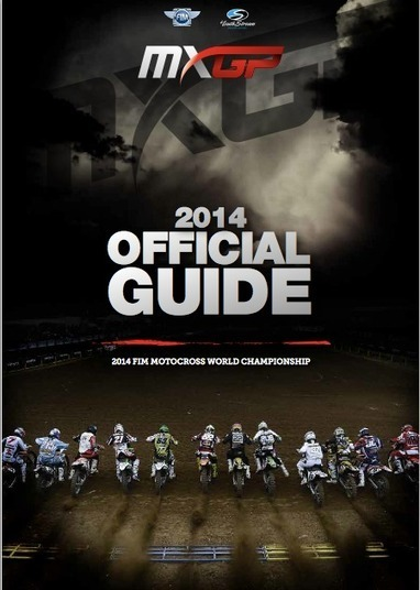 THE OFFICIAL MXGP GUIDE IS AVAILABLE NOW | FMSCT-Live.com | Scoop.it