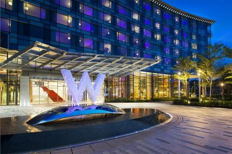 W Singapore – Sentosa Cove / WATG   Designalmic   Designalmic   Scoop.it