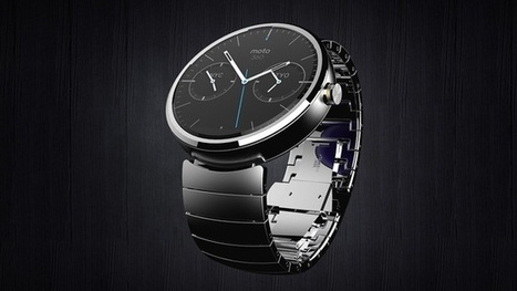 Moto 360: Smartwatches are now officially cool(er) - T3 | Headset cackle | Scoop.it