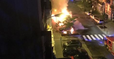 Bruxelles: neuf voitures incendiées durant la nuit (photos et vidéos) | Brussels nieuws | Scoop.it