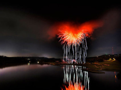 22 Amazing Examples of Firework Photography and How to Take Them | Creative Photography | Scoop.it