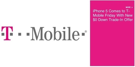 T-Mobile USA Announces Trade-In Offer for Existing iPhone Owners ... | Troys Mobile Lounge | Scoop.it