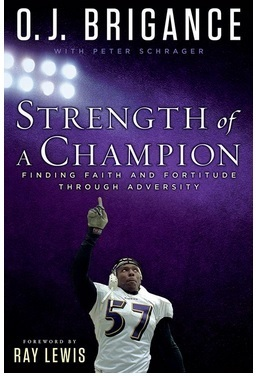 Peter Schrager On O.J. Brigance And His Book  Strength of a Champion: Finding Faith and Fortitude Through Adversity | #ALS AWARENESS #LouGehrigsDisease #PARKINSONS | Scoop.it