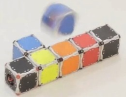 MIT inventor unleashes hundreds of self-assembling cube swarmbots | KurzweilAI | Robotics Frontiers | Scoop.it