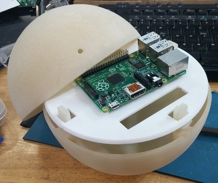 Raspberry Pi 2: 10 Unusual & Interesting  Projects | EE Times | Arduino, Netduino, Rasperry Pi! | Scoop.it
