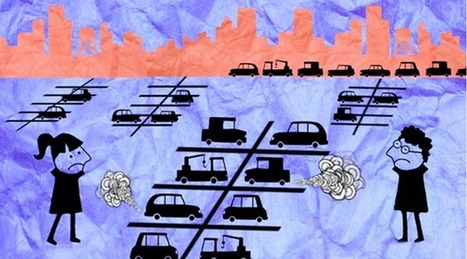 How Parking Spaces Are Eating Our Cities Alive | GHS Urban Geography | Scoop.it