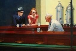 Exposition Hopper : dossier pédagogique du CNDP sur la peinture américaine | internet et education populaire | Scoop.it
