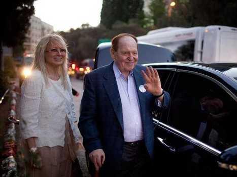 Casino Mogul Sheldon Adelson Goes On Huge Rant Against Online Gambling... - Business Insider   This Week in Gambling - News   Scoop.it