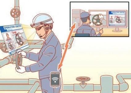 6.- Brother AirScouter, gafas de Realidad Aumentada : clipset | ADI! | Scoop.it