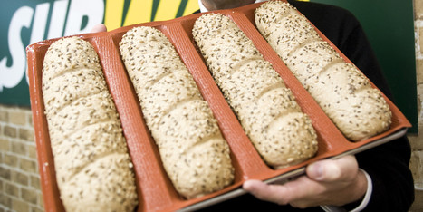 Subway Removing 'Shoe Rubber' Chemical From Bread | Troy West's Radio Show Prep | Scoop.it