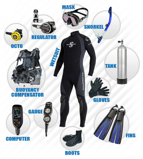 A Starter Guide On Scuba Gear Cleaning And Maintenance | All about water, the oceans, environmental issues | Scoop.it