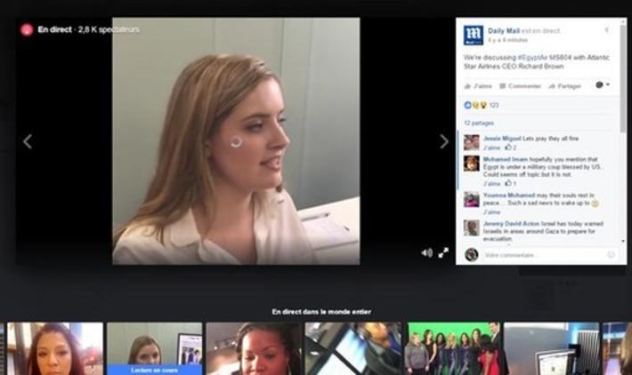 Ecouter les discussions en toutes langues sur facebook live | TIC et TICE mais... en français | Scoop.it