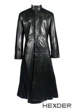 Hexder Matrix Coat | Mens Celebrity Fashion Jacket | Scoop.it