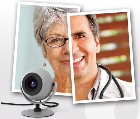 FaceTalk: a virtual doctor's office | Mobile Health: How Mobile Phones Support Health Care | Scoop.it