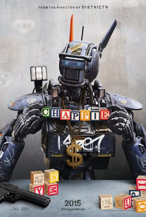 REVIEW: CHAPPiE | Screen Beanz | Digital ExPRESSion | Scoop.it