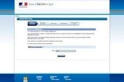 Avez-vous testé la demande d'acte d'état civil en ligne ? | GénéaKat | Scoop.it