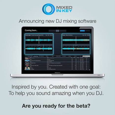 New DJ Software Teased By Mixed In Key | G-Tips: Digital Dj | Scoop.it