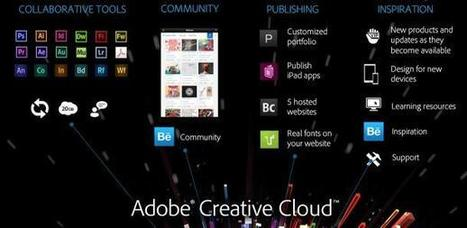 Is Adobe Creative Cloud going to end freelancing? | Photography, graphic design, web tendencies, inspiration roundups, Photoshop & Illustrator tutorials, social media and more from Latin America an... | CommArt & Wisdom | Scoop.it