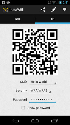Connect to WiFi Fast and Easy with InstaWiFi – xda-developers | FabLab-Net-iKi | Scoop.it
