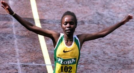 Tegla Loroupe, la Kényane qui court contre les préjugés | A Voice of Our Own | Scoop.it