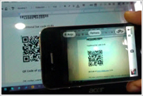 5 Uses of QR Codes in the Classroom « WizIQ Blog | QR-Codes | Scoop.it