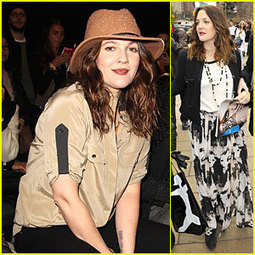 Drew Barrymore: Rag & Bone Fashion Show! | 2013 New York ... | CLOVER ENTERPRISES ''THE ENTERTAINMENT OF CHOICE'' | Scoop.it