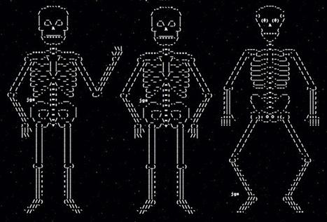 ASCII halloween art | BLOWUP BLOG! | ASCII Art | Scoop.it