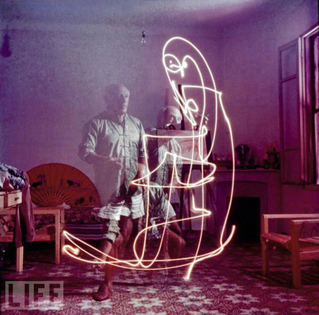 The amazing art of light painting: discover 15 dazzling artists | Photography | Creative Bloq | The Gaze | Scoop.it
