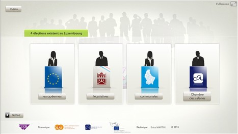 Élections : je vote-2013 | Luxembourg (Europe) | Scoop.it