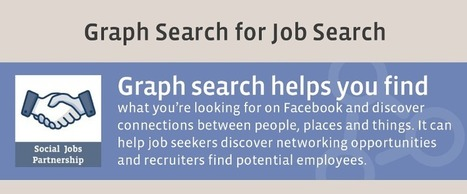 Facebook gibt Tipps zu Jobsuche und Recruiting mit Graph Search ... | Social Media Recruiting | Scoop.it