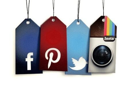 Quels réseaux sociaux pour développer son e-commerce ? | E-buzz | Scoop.it