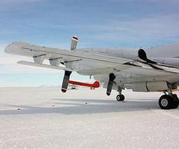 Airborne Radar Looking Through Thick Ice During NASA Polar Campaigns | Sustain Our Earth | Scoop.it