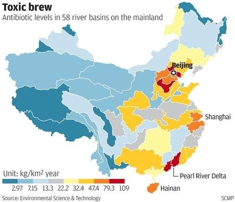 La Chine consommerait près de la moitié des antibiotiques de la planète | We are numerique [W.A.N] | Scoop.it
