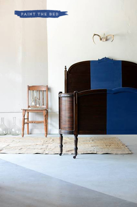 Blue and White | At Home In Love | Blue and White Bedding | Scoop.it