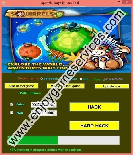 Squirrels Tragedy Hack Tool | game | Scoop.it