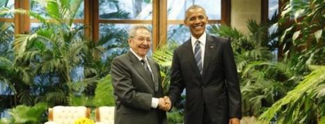 Castro y Obama ventilan en Cuba sus diferencias en materia de derechos humanos y democracia | Un poco del mundo para Colombia | Scoop.it