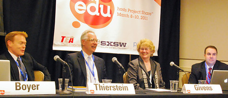 Current list of Concurrent Sessions for #SXSWedu sxswedu.com | Connected Learning | Scoop.it