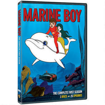 Marine Boy: The Complete First Season | | Cartoons for Kids | Scoop.it