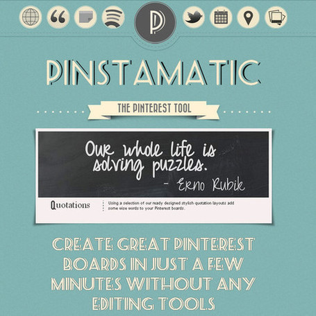 12 Best Pinterest Tools And Apps For Analysis Pins | Free and Useful Online Resources for Designers and Developers | Social Media and Nonprofits:  Measurement | Scoop.it