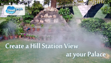 Misting System India| Mist system | Misters | Cloud Tech | Misting, Fogging, Pest Control Systems in India: Cloud Tech | Scoop.it