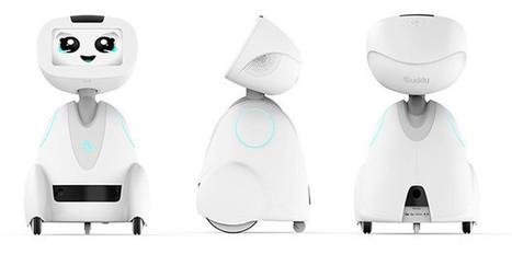 Buddy le robot compagnon sur Indiegogo - Blog Kelrobot   Hightech, domotique, robotique et objets connectés sur le Net   Scoop.it