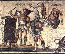 The Roman Gladiator History & Origins | Ave Caesar, morituri te salutant! | Scoop.it