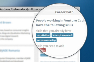 Splinter.me wants to replace your resume and offer career guidance - GigaOM | New Education Paradigm | Scoop.it