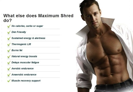 Maximum Shred Review - Does it Work or Is it a Scam? | BEST SEO SERVICE | Scoop.it