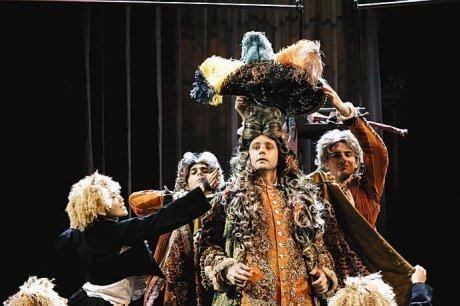 Lever de rideau ce soir au théâtre de l'Olympia   Le Bassin d'Arcachon   Scoop.it